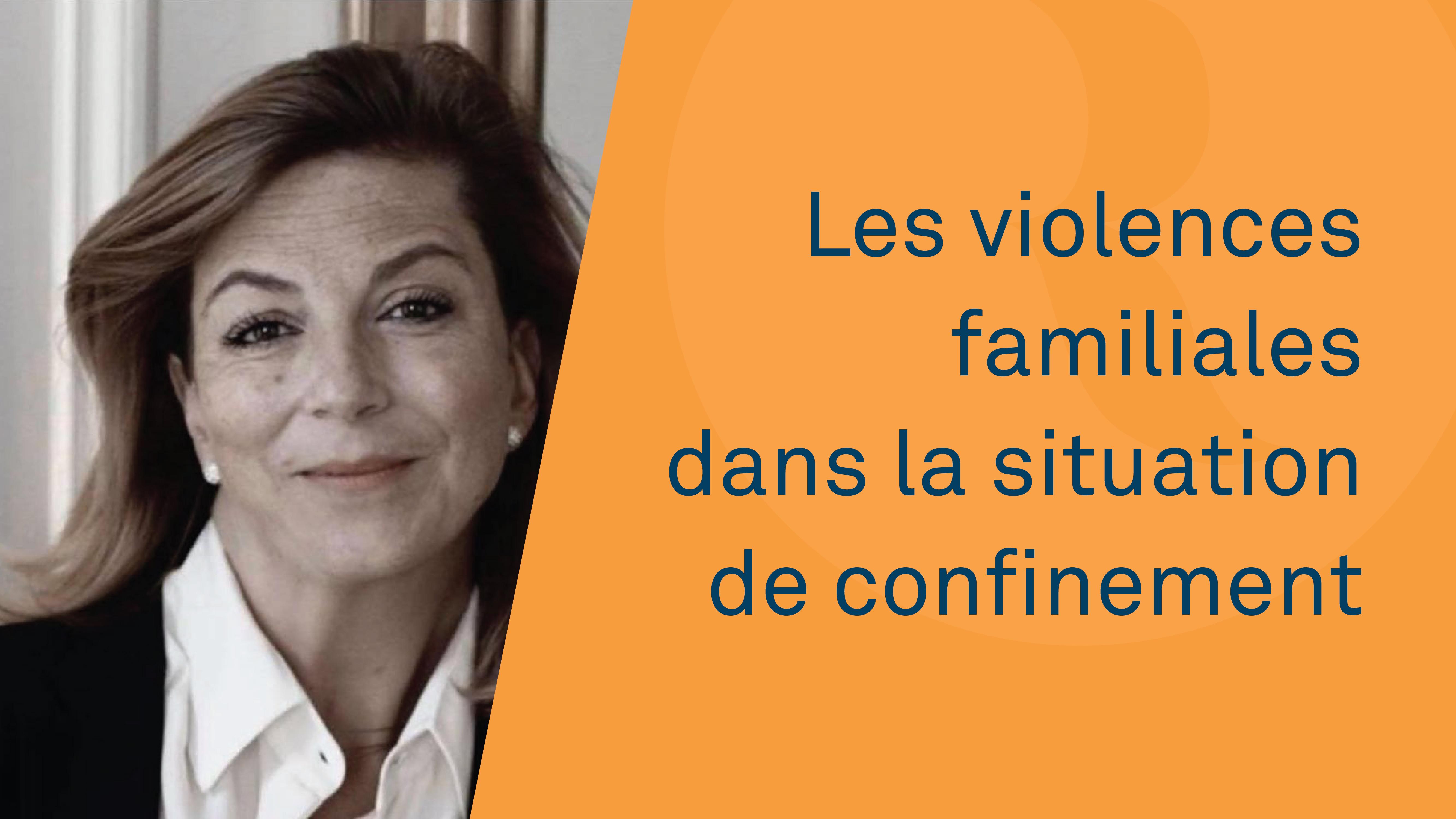 Résolutions Avocats : Les violences familiales dans la situation de confinement